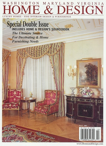 Home & Design Fall 2001