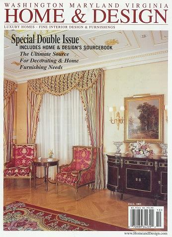 Home & Design Fall 2001