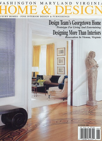 Home & Design Summer 2001