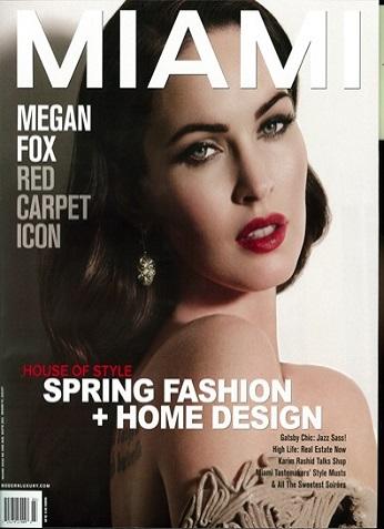 Miami Modern Luxury March 2012
